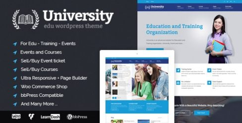 University – Education, Event and Course Theme – 8412116