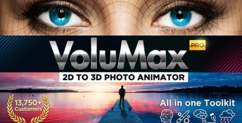 VoluMax – 3D Photo Animator – 13646883