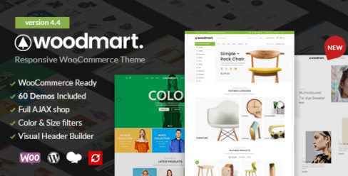 WoodMart – Responsive WooCommerce WordPress Theme – 20264492