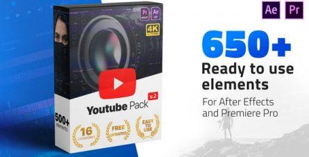 youtube-pack-youtuber-filmmaker-kit-24980642